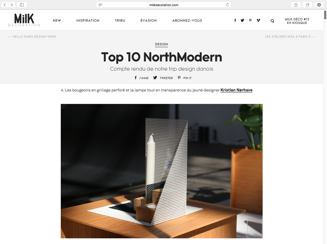 top10northmodern